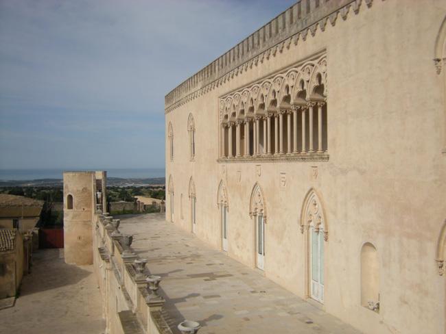 Ragusa Ibla - Panoramica Notturna