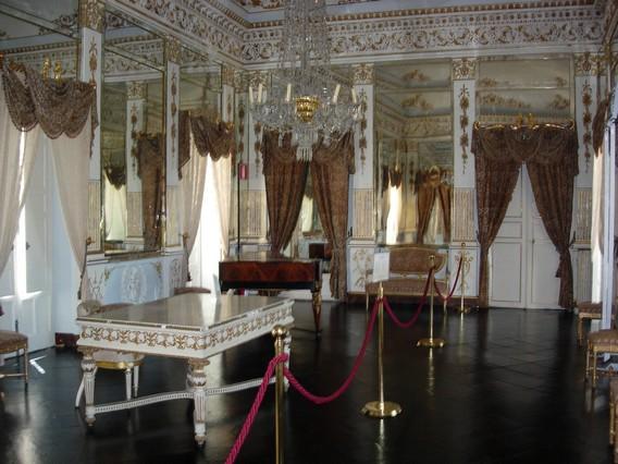 Castello Donnafugata - Stanza interna