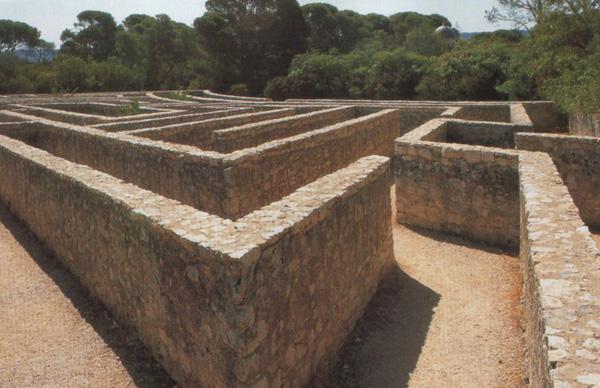 Castello Donnafugata - Labirinto