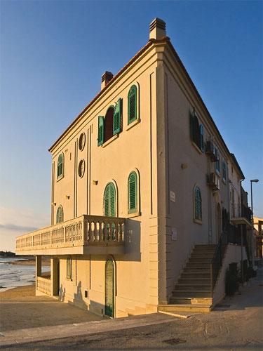 Scicli - Casa di Montalbano (Punta Secca)